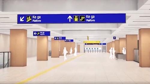 Hiện trạng tuyến metro số 1 TP Hồ Chí Minh sau 11 năm xây dựng